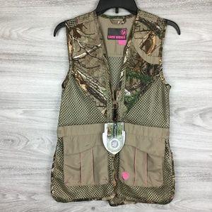 Game Winner Camo Hamilton Ridge Shooting Vest